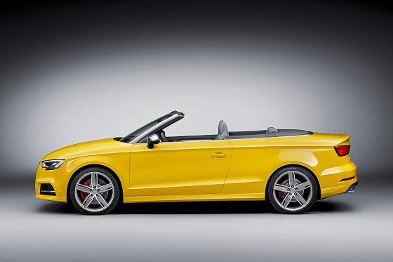 Audi RS 3 Facelift geleakt