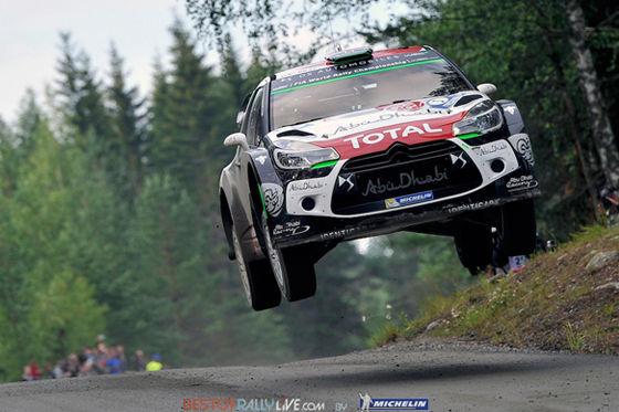 Vorbericht Rallye Finnland
