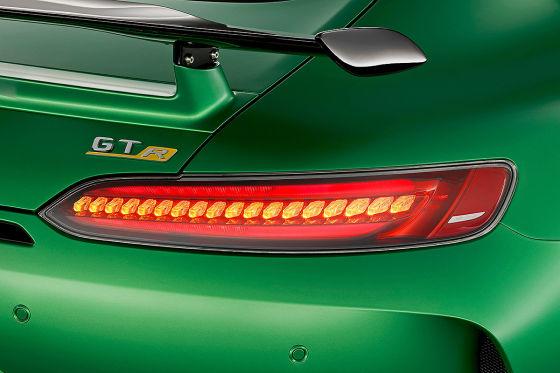 AMG GT R: Von der Rennstrecke auf die Straße