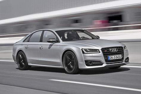 Audi S8 plus (2015): Vorstellung