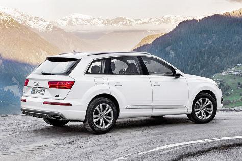 Audi Q7 ultra (2015): Vorstellung