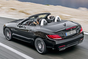 Mercedes SLC (Detroit 2016): Marktstart und Preis
