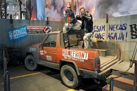 Gamescom Köln 2015: Verrückte Autos
