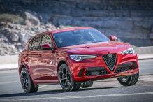 Alfa Romeo SUV (2016): Illustration