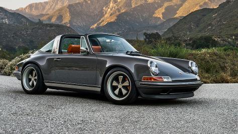 Singer Porsche 911 Targa von 1990