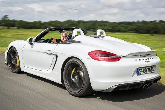 Porsche Fahren Leicht Gemacht Autobild De