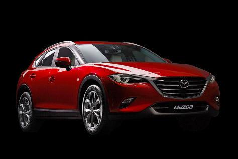 Mazda Koeru (IAA 2015): Vorstellung