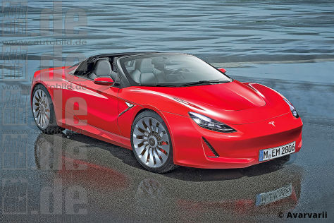Tesla Roadster (2019): Vorschau