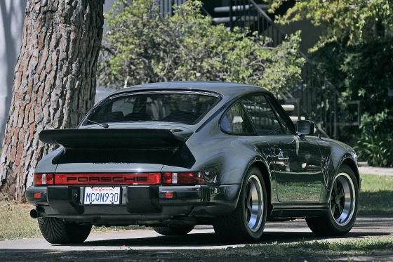 McQueens Porsche überstrahlt Monterey