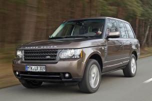 R�ckruf Range Rover