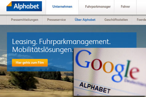 Google Alphabet vs. BMW
