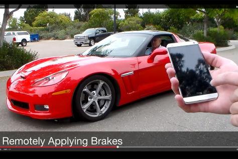 Neuer Auto-Hack: Forscher manipulieren Corvette