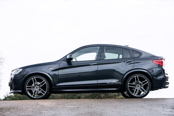 getuntes suv coup bmw x4 35d von ac schnitzer. Black Bedroom Furniture Sets. Home Design Ideas