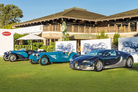 Monterey Car Week 2015: Rückblick