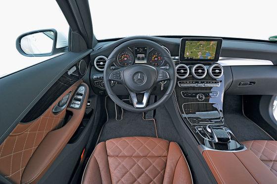 Mittelklasse Jaguar XE vs Infiniti Q50 und Mercedes C Klasse