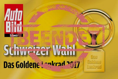 Goldenes Lenkrad  2016 Schweiz