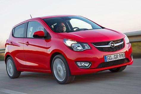 Opel Karl 1.0 Ecoflex: Preis