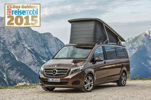 Das Goldene Reisemobil 2015