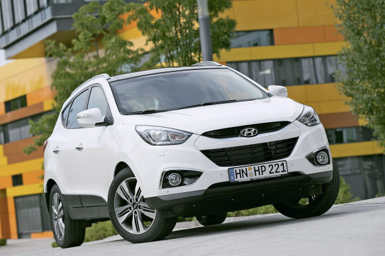 hyundai ix35 gebrauchtwagen test. Black Bedroom Furniture Sets. Home Design Ideas