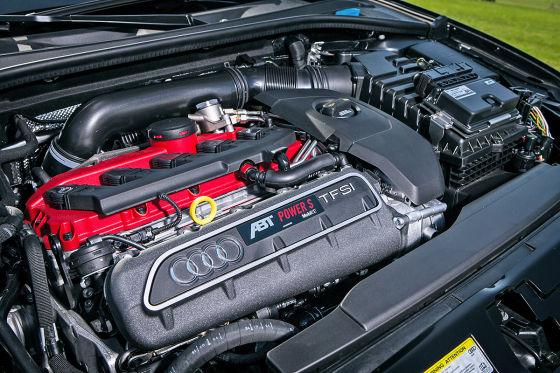 Audi RS 3 Abt Sportsline Tuning (2015): So stark wie ein ...