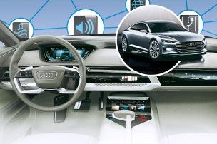 Wie gut vernetzt ist Audi?
