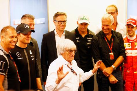 Im vergangenen Jahr hat RTL bereits seinen 400. Grand Prix übertragen