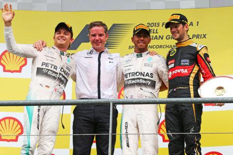 Belgien GP 2015