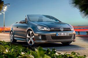 VW Golf und Golf GTI Cabrio FL: Preis