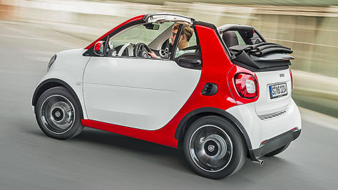 Smart fortwo Cabrio: Vorstellung, Marktstart und Preis