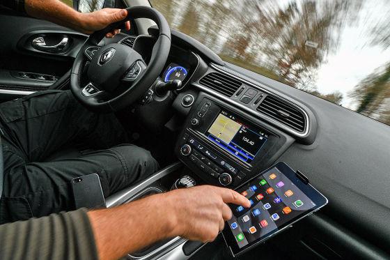 verkehrsrichter tablets im auto strafen f r handynutzung. Black Bedroom Furniture Sets. Home Design Ideas