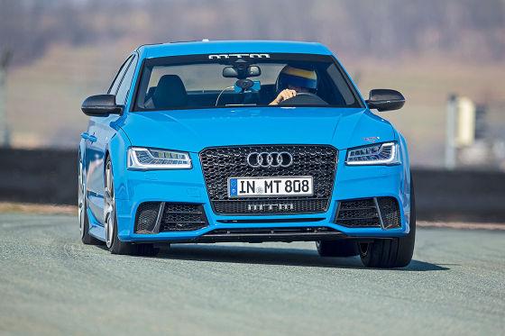 Dieser Audi S8 ist so schnell wie ein Nissan GT-R