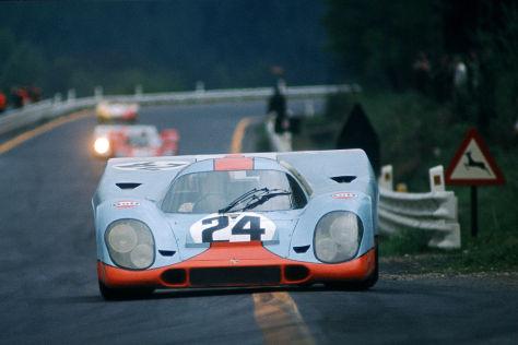 Porsche Rennsportchronik: Buchvorstellung