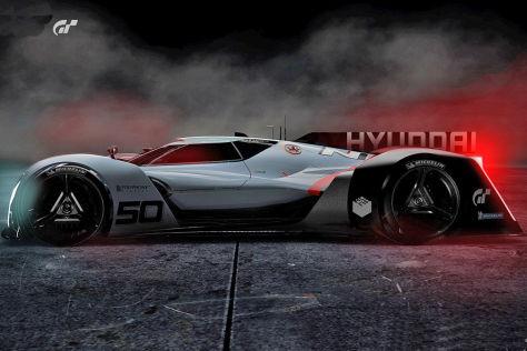 Hyundai N 2025 Vision-Gran Turismo Concept: IAA 2015