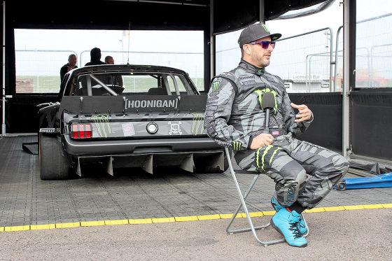 """Der beste """"Unfall"""" im Motorsport"""