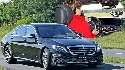 Brabus tunt Mercedes-Maybach S-Klasse auf 900 PS | Tuning News