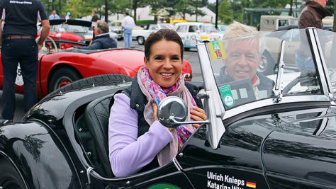 Rallye: Hamburg-Berlin-Klassik