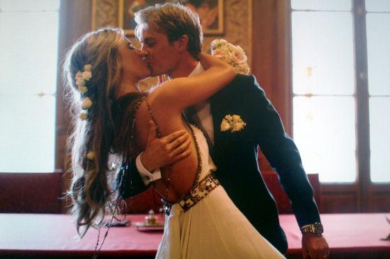 Nico & Vivian Rosberg