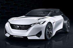 Zukunftsmusik von Peugeot