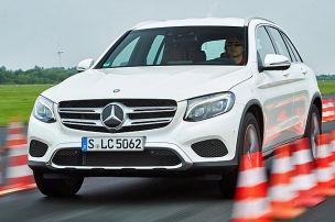 Mercedes wieder Ma�stab