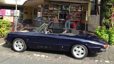 Budentour: Oldie-Rallye im Pott