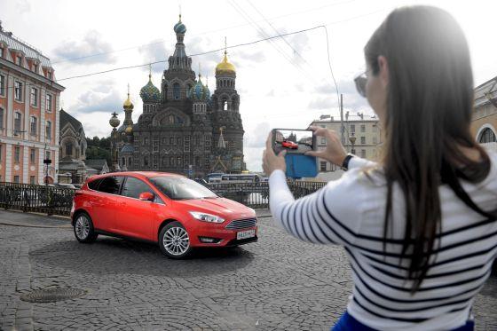 Ford Leserreise St. Petersburg