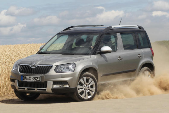 skoda yeti outdoor test fahrbericht und preis. Black Bedroom Furniture Sets. Home Design Ideas