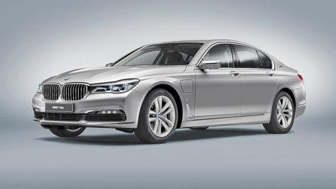 BMW 740e iPerformance (Genf 2016): Vorstellung