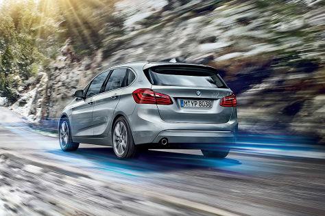 BMW 225xe / 2er Plug-in (IAA 2015): Motorisierung, Verbrauch, Daten