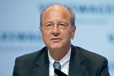 Neuer VW-Aufsichtsratschef