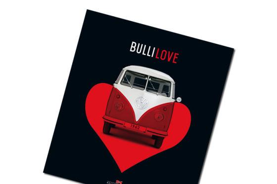 Für alle, die Bullis lieben