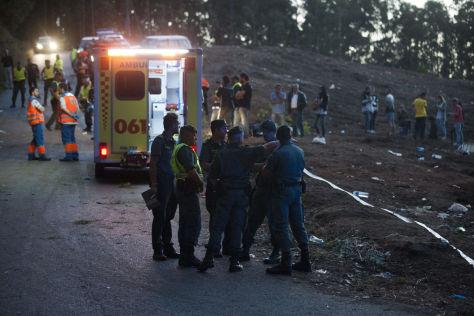 Unfall bei Rallye