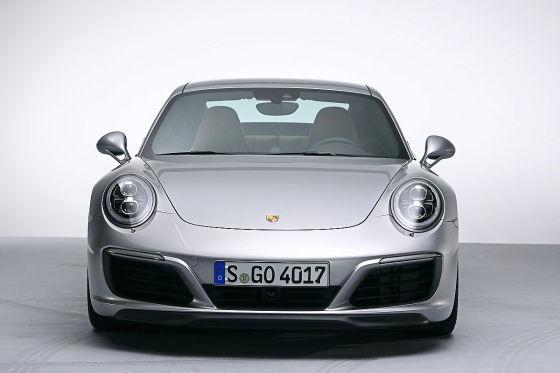 So neu ist der geliftete Porsche 911