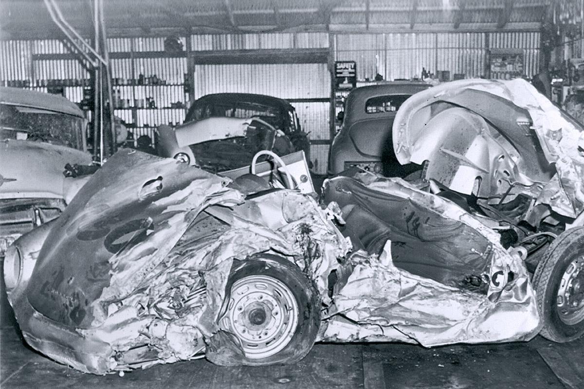 Zum 60. Todestag: Rückblick auf James Deans letzte Fahrt - autobild.de