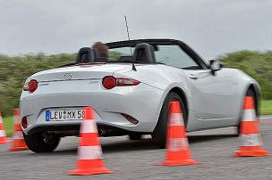 Mazda MX-5: Test